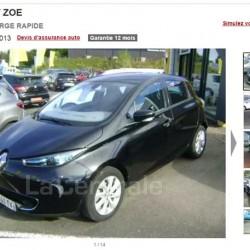 La oferta de coches eléctricos de segunda mano se dispara en Francia