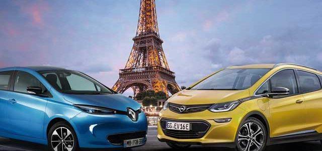Francia renueva su programa de ayudas a los coches eléctricos. Bajan ligeramente, pero se mantiene el máximo de 10.000 euros