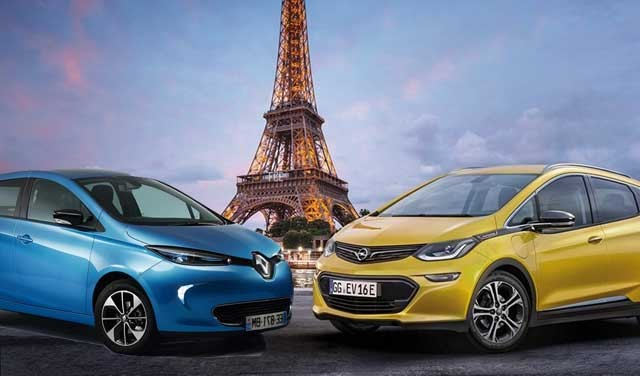 opini n con el nuevo renault zoe 40 y opel ampera e cu l ser el movimiento del resto de. Black Bedroom Furniture Sets. Home Design Ideas