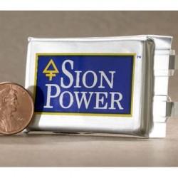 Sion Power confirma que iniciará la producción de sus baterías Liceron este año:  500 Wh/kg y 1,000 Wh/L