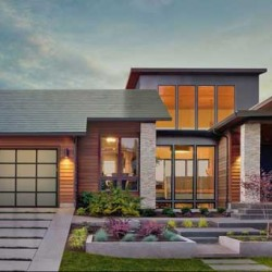 Tesla presenta su tejado solar, y su nueva Powerwall con hasta 14 kWh de capacidad