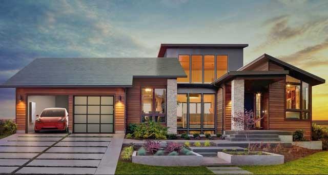 tejado-solar-tesla paneles