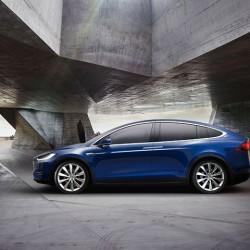 El Tesla Model X está canibalizando al Model S en el mercado escandinavo