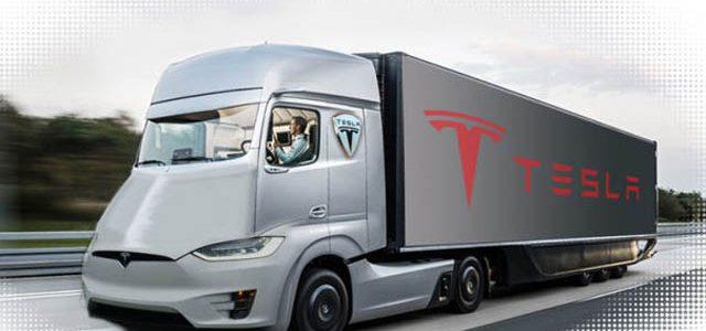 Tesla presentará su camión eléctrico este mes de septiembre, y la furgoneta eléctrica en 18 o 24 meses