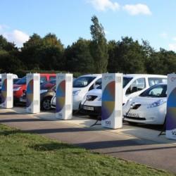 Nissan lanza otro proyecto V2G, esta vez en el Reino Unido