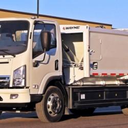 BYD presenta un camión de la basura de 3,9 toneladas con 160 kilómetros de autonomía