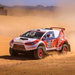 El Acciona 100% EcoPowered vuelve al Dakar