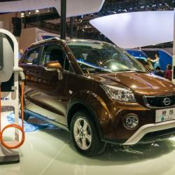 China apuesta por el coche eléctrico: aquí tienes 5 nuevos modelos de fabricantes locales