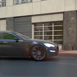 El aparcamiento del futuro. Sistema de estacionamiento automático, y recarga inalámbrica