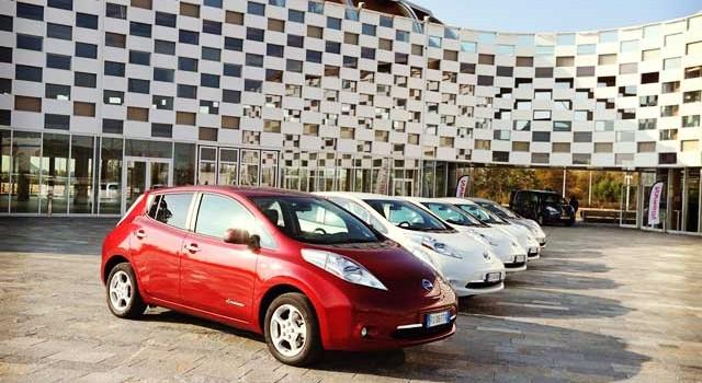 Autonomía del Nissan LEAF 30 en autovía