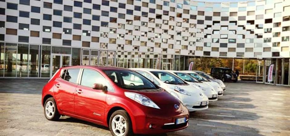 El Nissan LEAF es el modelo que más crece en el segmento de los compactos en el Reino Unido