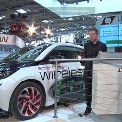 Se presenta en Munich un BMW i3 con una batería de 55 kWh