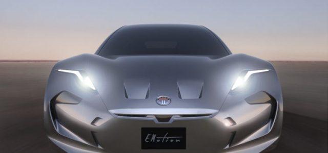 Henrik Fisker habla de su nuevo coche eléctrico. Batería de grafeno, pero acuerdo con otro suministrador como respaldo