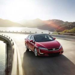 El leasing del Honda Clarity a hidrógeno será más barato de lo esperado. Repostajes gratuitos durante tres años