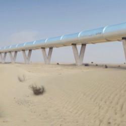 Hyperloop One anuncia las 10 rutas ganadoras de su concurso