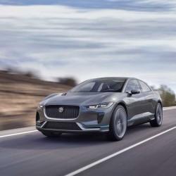 Presentado el Jaguar I-Pace. El todocamino eléctrico que llegará en 2018