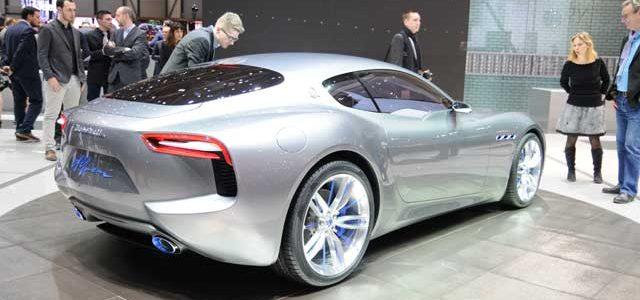 Para Maserati, el gran problema de los coches eléctricos es la ausencia de sonido