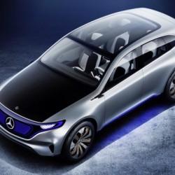 Daimler continúa con su preparación para comenzar la fabricación en masa de coches eléctricos
