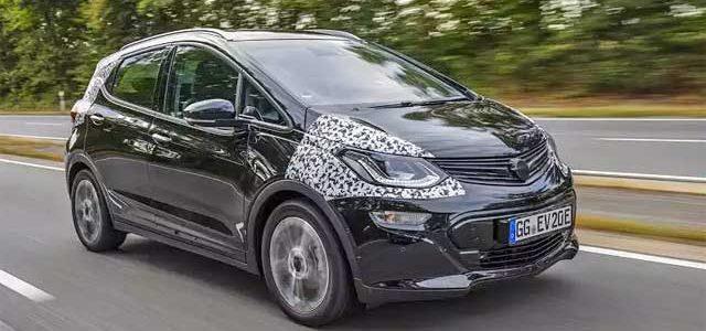 General Motors da luz verde para la llegada del Opel Ampera-e bajo la propiedad de PSA