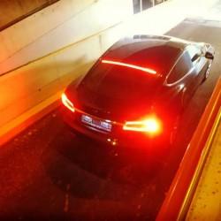 Avistados unos Tesla Model S sin matricular en el centro de Madrid. ¿Inminente apertura de la tienda en España?
