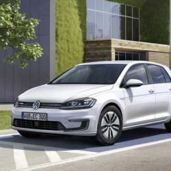 Autonomía bajo el ciclo EPA del nuevo Volkswagen e-Golf