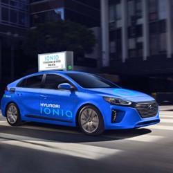 WaiveCar. Alquila gratis un Hyundai IONIQ eléctrico a cambio de un poco de publicidad