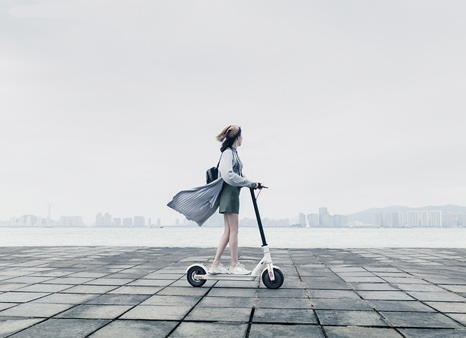 Xiaomi-mijua-scooter