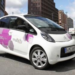 Citroën se prepara para poner en marcha su propio sistema de car sharing con coches eléctricos en España