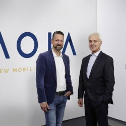 El grupo Volkswagen también se suma al car sharing y los nuevos servicios de movilidad con MOIA