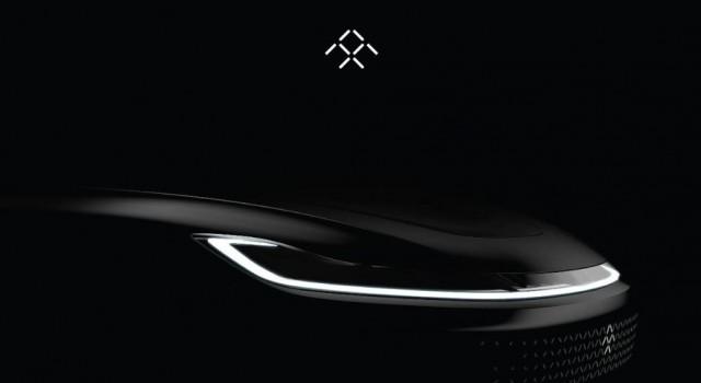 Faraday Future presentará su primer modelo de producción el 3 de enero en el CES 2017