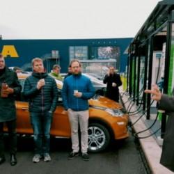 IKEA instalará puntos de recarga rápida para coches eléctricos en todas sus tiendas de Noruega