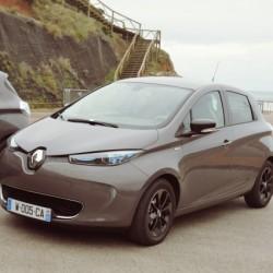 Prueba de autonomía del Renault ZOE ZE 40