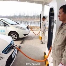 A pesar de las presiones de los fabricantes alemanes, China mantiene sus cuotas de ventas de coches eléctricos a partir de 2018