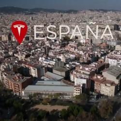 Tesla da la bienvenida a España con este vídeo