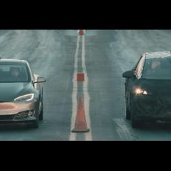Faraday Future deja caer que su prototipo gana al Tesla Model S P100D en el 0-100 km/h