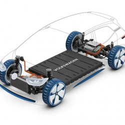 Volkswagen trabaja en una nueva arquitectura para las baterías de sus coches eléctricos
