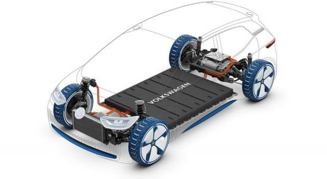 Según el jefe de Volkswagen, la futura competencia no será Toyota o Hyundai, será Tesla