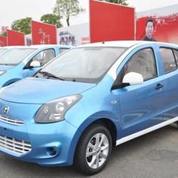 China espera alcanzar los 800.000 coches eléctricos vendidos en 2017
