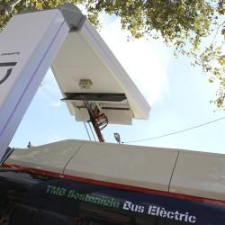 TMB y Endesa electrificarán una línea de autobús de Barcelona que incluirá recarga ultrarrápida