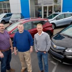 General Motors realiza las primeras entregas del Chevrolet Bolt