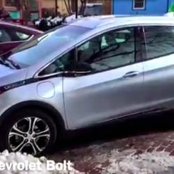 Autonomía del Chevrolet Bolt (Opel Ampera-e) en temperaturas bajo cero