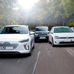 Francia cierra 2016 como primer mercado europeo de coches 100% eléctricos