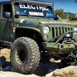 El Jeep Wrangler eléctrico que deja en ridículo a los modelos gasolina
