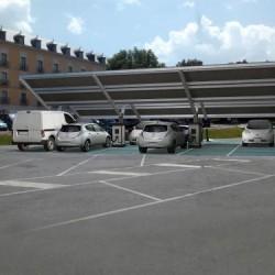 Financiación colectiva para una estación de recarga rápida alimentada por energías renovables en Segovia