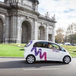Emov prepara el desembarco de su sistema de car sharing con coche eléctricos en Málaga