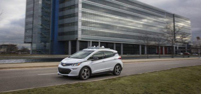 General Motors moverá su programa de conducción autónoma a Michigan y anuncia que será el primero del mercado de masas