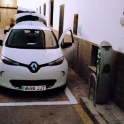 Mallorca acelera la implantación de infraestructuras para el coche eléctrico con la adquisición de 100 puntos de recarga a Ingeteam