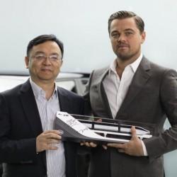 Leonardo DiCaprio es el nuevo embajador de movilidad eléctrica de BYD