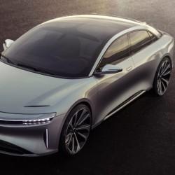 Lucid Motors usará el sistema de conducción autónoma de Mobileye