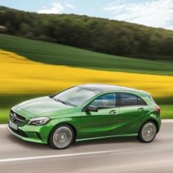 Mercedes prepara la nueva plataforma MFA 2. Versiones híbridas enchufables del Clase A y Clase B